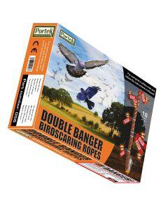 Portek Double Bang Bird Scaring Banger Day Ropes - Cheshire, UK