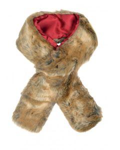 Dubarry Ladies Faux Fur Scarf