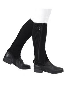 Dublin Easy-Care Half Chaps - Chelford Farm Supplies