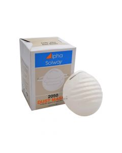 Alpha Solway 2050 Dust Mask 50 Pack - Cheshire, UK