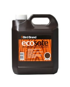 Bird Brand Ecosote Wood Preserver Dark 4L