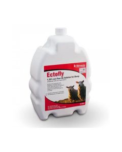 Ectofly Pour on Fly Control for Sheep