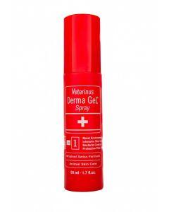 Equine America Derma Gel Spray 50ml - Chelford Farm Supplies