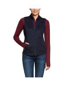 Ariat Ladies Conquest Full Zip Vest
