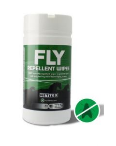 Nettex Fly Repellent Wipes