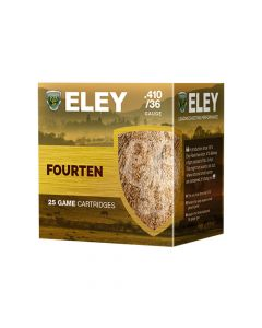 Eley Hawk Fourten .410 36 Gauge 9 Gram Fibre Shotgun Cartridge