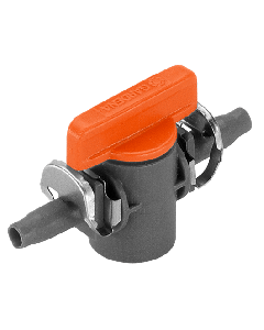 Gardena Shut Off Valve 4.6mm (8357)
