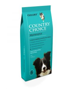 Gelert Country Choice Maintenance Dog Food 15kg