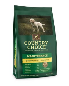Gelert Country Choice Maintenance Puppy Food 2kg