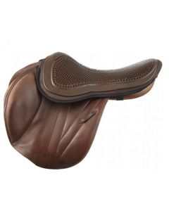 Acavallo Gel Out Seat Saver Brown