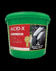 Global Herbs Acid-X 1kg - Chelofrd Farm Supplies