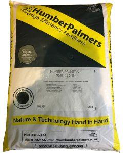 Humber Palmers No 11 Spring/Summer Fertiliser 25kg