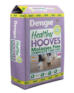 Dengie Healthy Hooves Molasses Free Horse Feed 20kg
