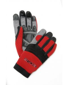 Buckler Handguardz Gloves Red HG1