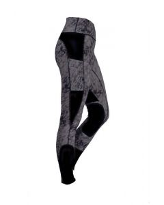 Horseware Ladies Riding Tights Dapple Print