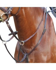 Kincade Hunter Breastplate Havana