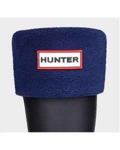 Hunter Kids Welly Sock Navy