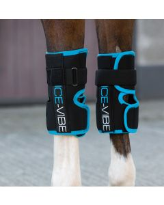 Horseware Ice-Vibe Knee Wrap Black