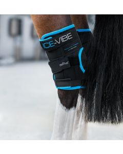 Horseware Ice-Vibe Hock Wrap Black