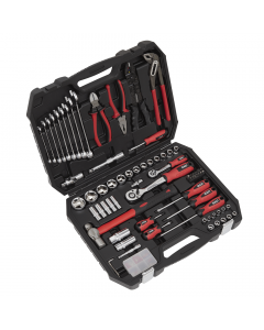 Sealey Mechanics Tool Kit 100pc - Cheshire, UK