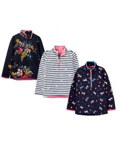 Joules Kids Girls Fairdale Sweatshirt