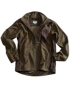 Hoggs Of Fife Mens Kinross Waterproof Field Jacket Green