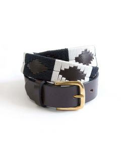 KM Elite Polo Belt Ebony
