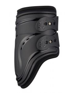 LeMieux Impact Responsive Fetlock Boots Black