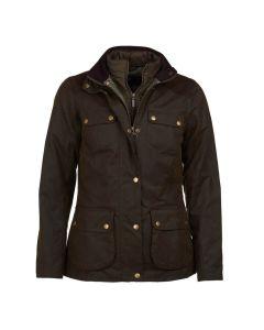 Barbour Ladies Dene Wax Jacket - Cheshire, UK