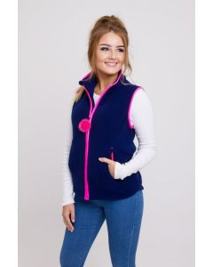 Nattily Adults Polartec Fleece Navy