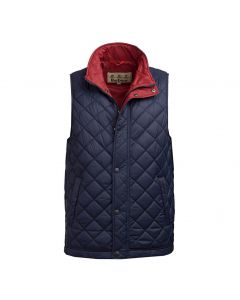 Barbour Mens Ampleforth Gilet - Cheshire, UK