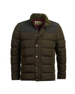 Barbour Mens Stevenson Quilted Jacket Olive