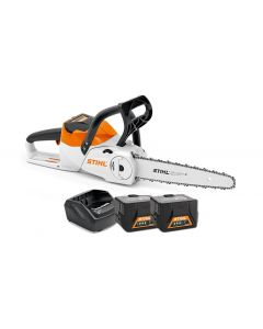 Stihl MSA140CB Battery Chainsaw Bundle