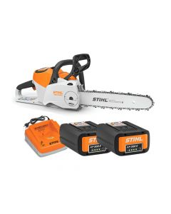 Stihl MSA220CB Commercial Battery Chainsaw Bundle