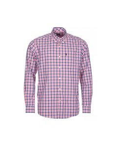 Barbour Mens Gingham 4 Tailored Fit Shirt  - Cheshire, UK