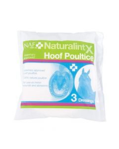 NAF NaturalintX Hoof Poultice 3 Pack