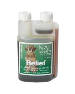 NAF Canine Relief 250ml - Chelford Farm Supplies