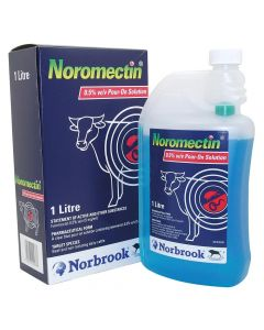 Noromectin Pour on Wormer for Cattle - Cheshire, UK