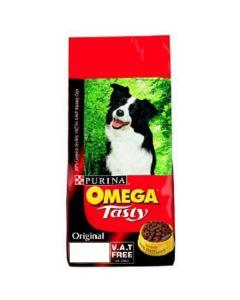 Omega Tasty Original Dog Food 15kg