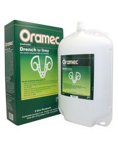 Oramec Drench Sheep Wormer 5 litre