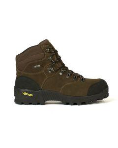 Aigle Altavio Walking Boot Sepia/Black