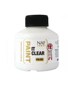 NAF Paint It Clear Hoof Varnish 250ML