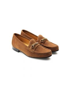 Fairfax & Favor Ladies Apsley Suede Loafer