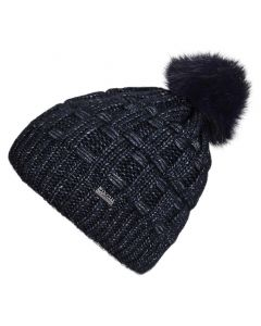 Pikeur Premium Bobble Hat With Faux Fur Bobble