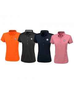 Pikeur Ladies Dasha 1/2 Sleeve Polo Shirt