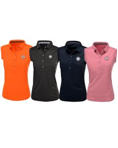 Pikeur Ladies Jarla Sleeveless Polo Shirt