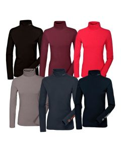 Pikeur Ladies Sina Polo Neck Pullover Top