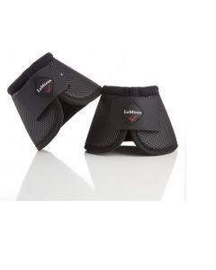 LeMieux Pro Form Ballistic Over Reach Boots Black