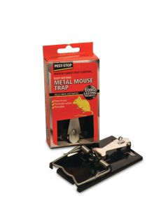 Pest-Stop Easy Setting Metal Mouse Trap