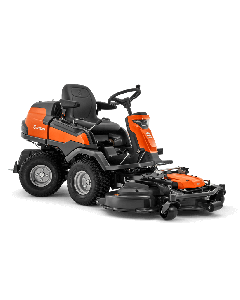 Husqvarna R420TsX AWD Ride on Lawn Mower - Cheshire, UK